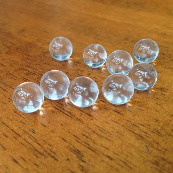 3 Clear Quartz 10mm Spheres No Inclusions Quartz Crystal Balls Round Crystal Spheres No Hole Gemstone Marble Un Clear Quartz Quartz Sphere Crystal Sphere