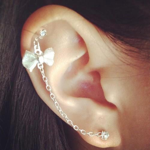 Ribbon Earrings ^^