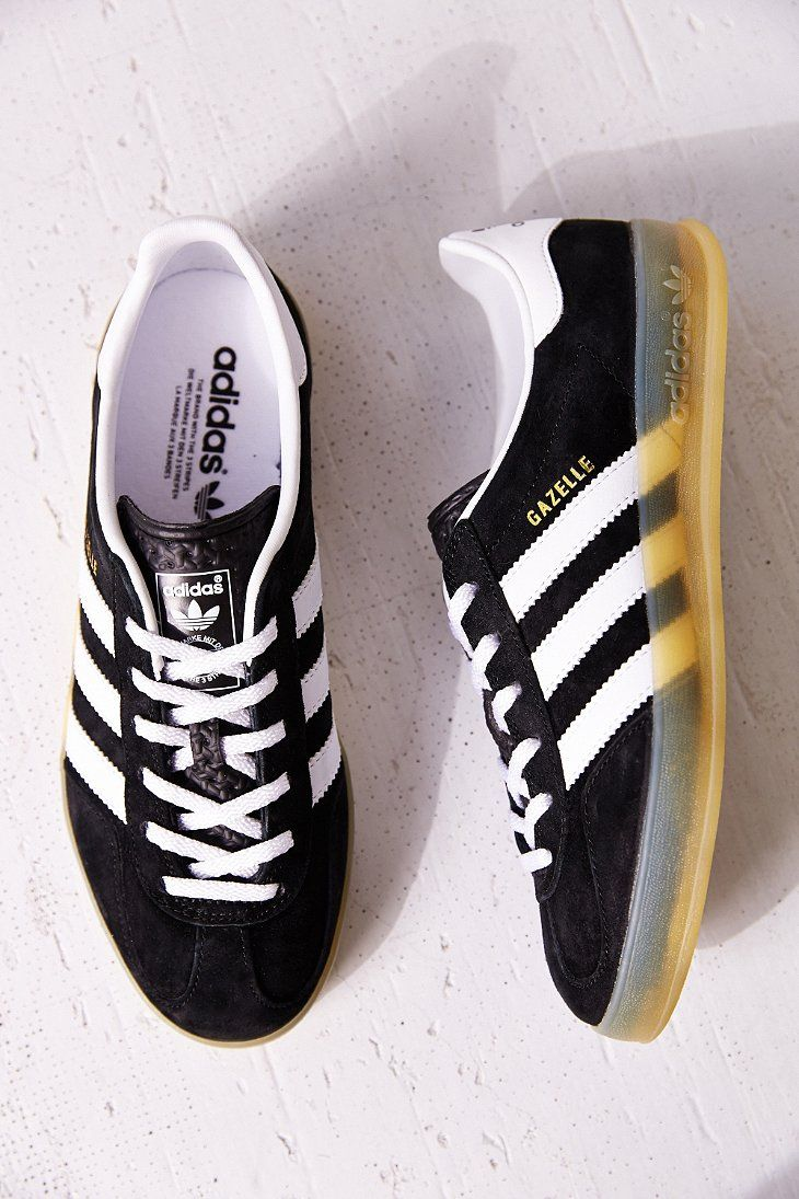 finest selection 1c50c 56d7a adidas Originals Gazelle Gum-Sole Indoor Sneaker - Urban Outfitters