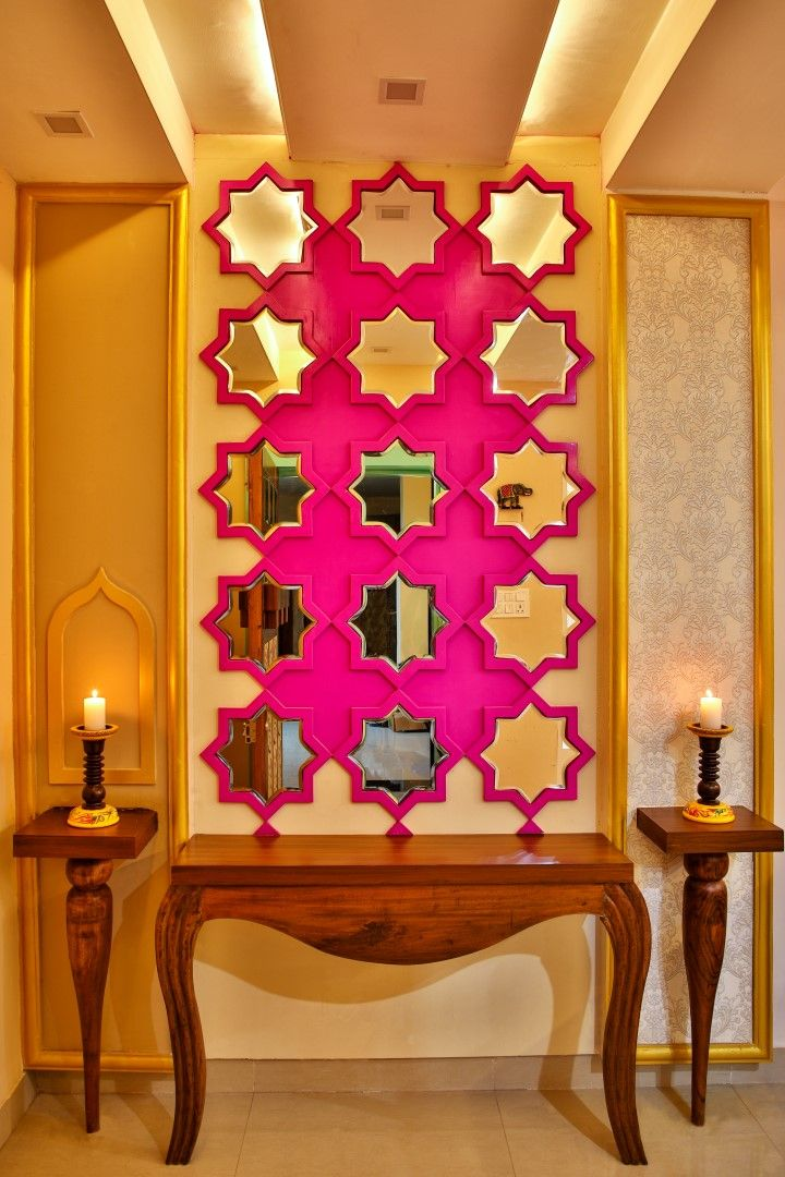 Rajasthani Moroccan Fusion Comes Alive Indian House
