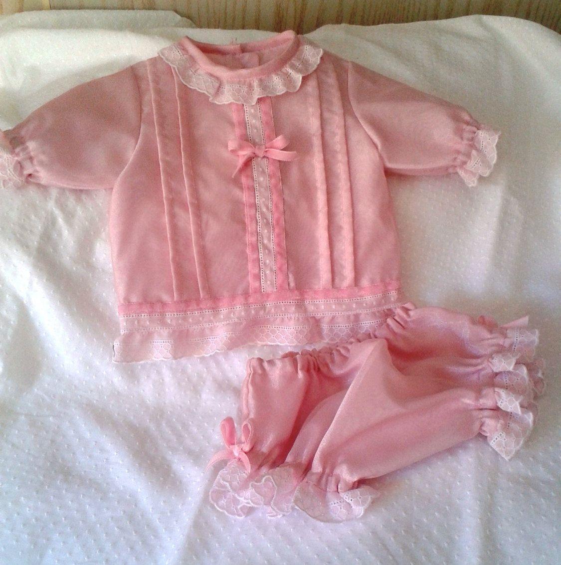 traje recien nacido , ropa de recien nacido , blusa y braguita de ...