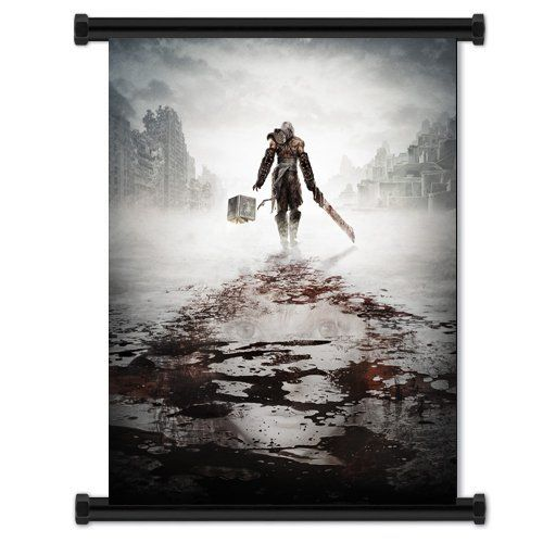 Nier game fabric wall scroll poster 32x40 inches find out nier game fabric wall scroll poster inches find out more details by clicking the image diy do it yourself today solutioingenieria Choice Image
