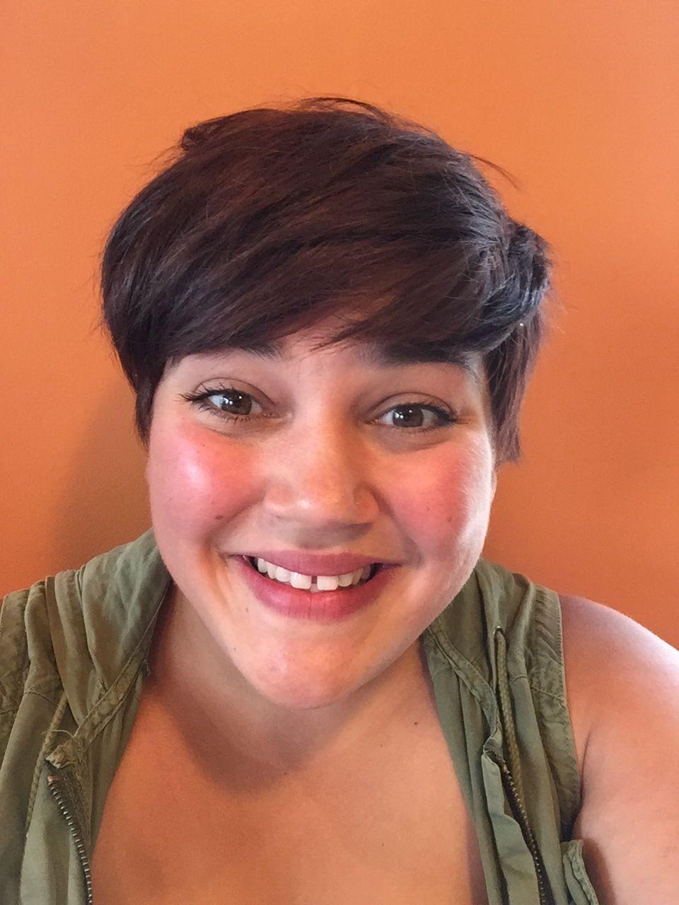 Teens tags chubby teen brunette