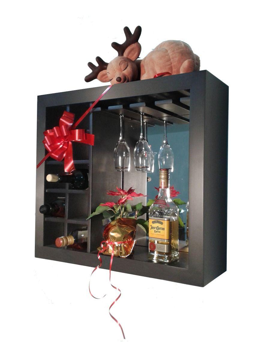 Cava cantina mueble contemporane para vinos copas de - Cavas de vinos para casa ...