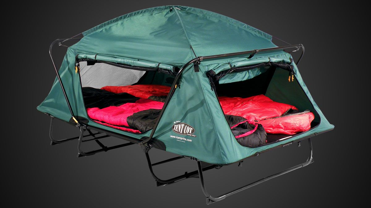 Kamp Rite Double Tent Cot Tent Cot Camping Accessories
