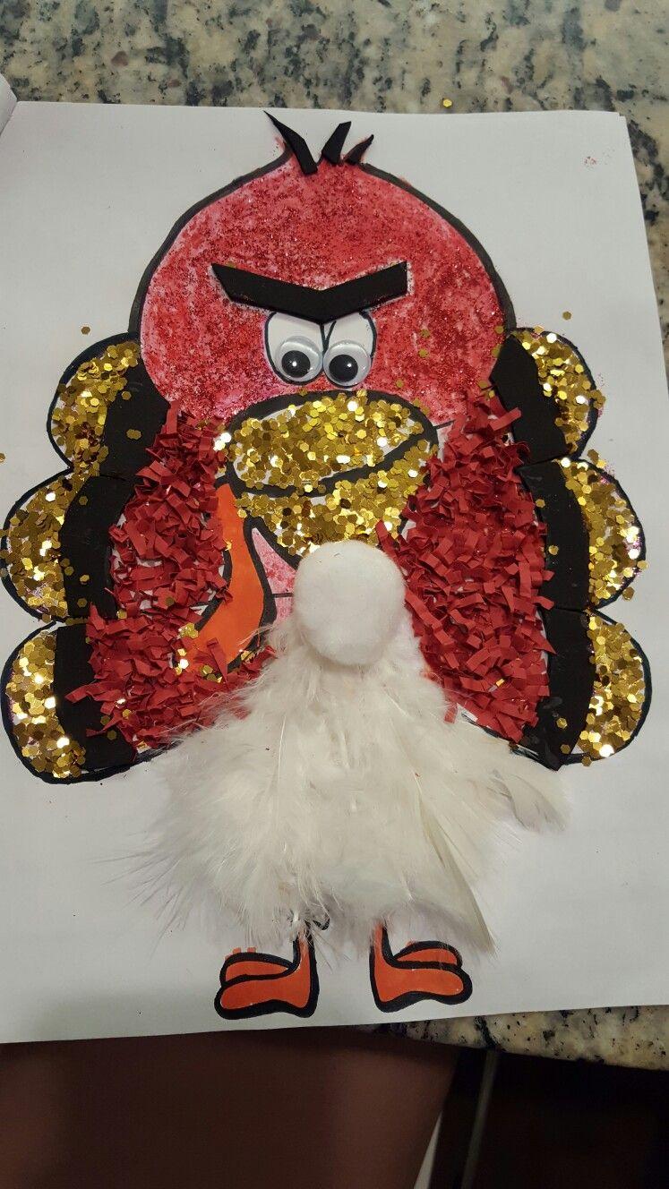 Pavo De Acción De Gracias Disfrazado Pavo Disfrazado Pavo