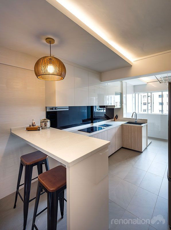 Zen Blend   3 Room HDB Resale Flat At Tampines Street 21 [On Site  Chronicles™] | RenoNation.sg™