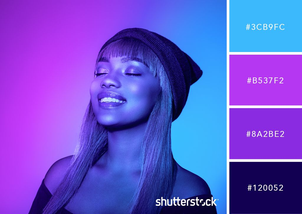 25 Eye-Catching Neon Color Palettes to Wow Your Viewers images
