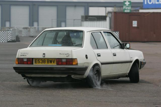 Saloon Drift Minilites Oldschool Volvo S Pinterest Drifting