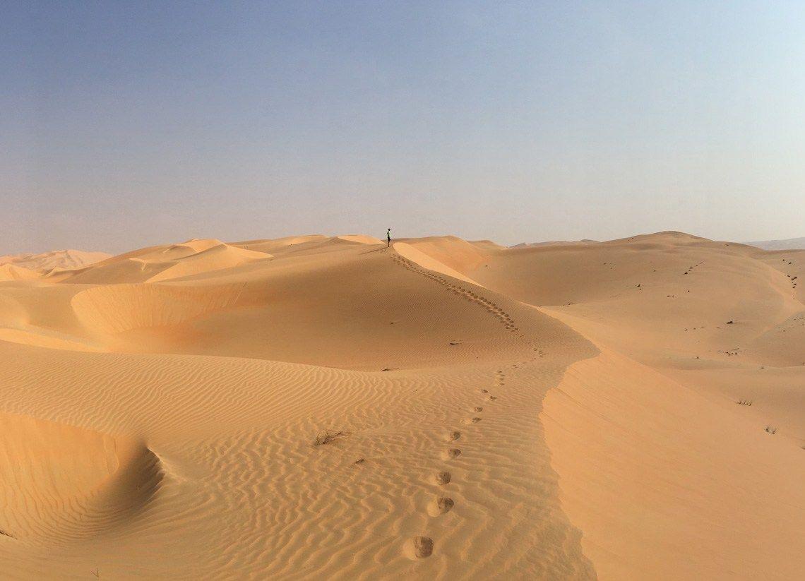 Abu Dhabi Wustensafari Im Grossten Sandkasten Der Welt Abu