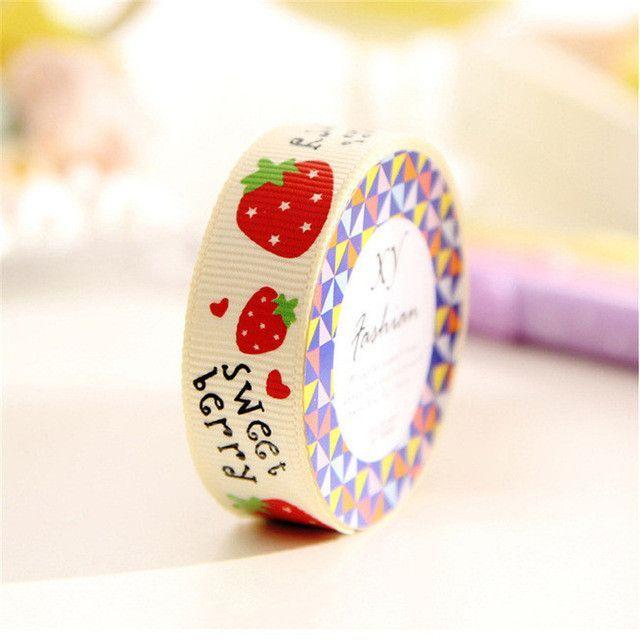 Rainbow Washi Sticky Paper Adhesive Decorative Tape Masking Scrapbooking oct1025 Extraordinary