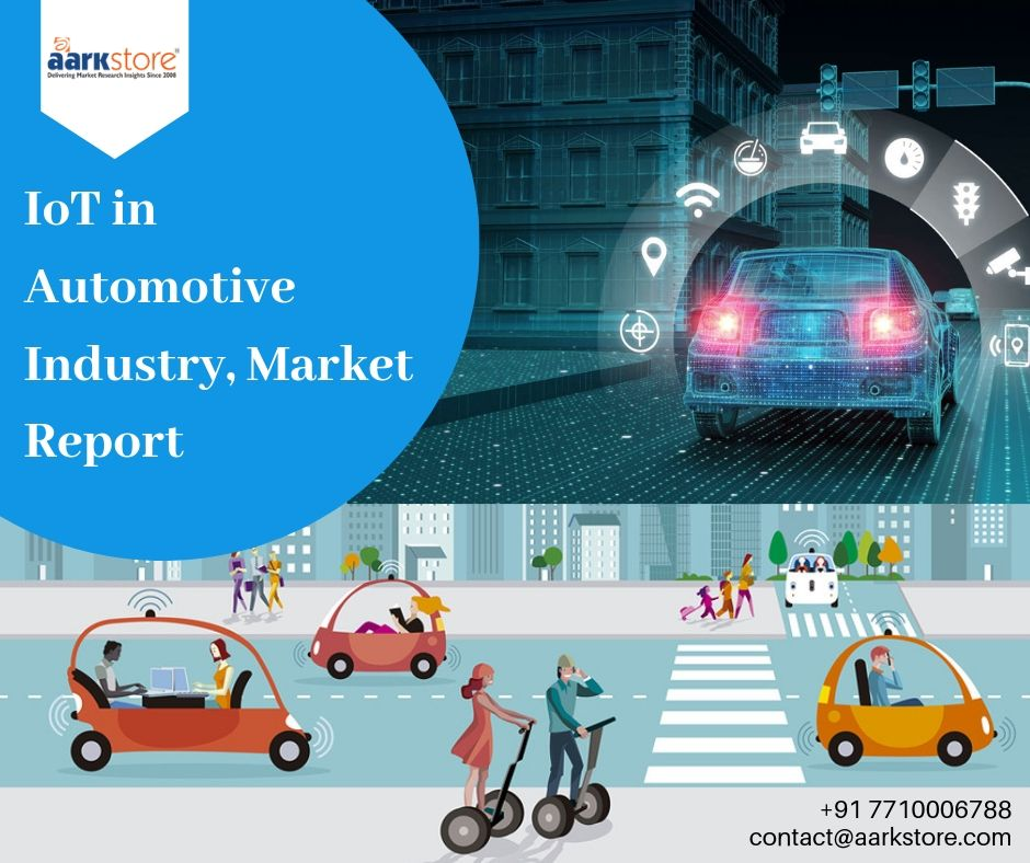 The IoT in the automotive sector: trends and forecast 2018