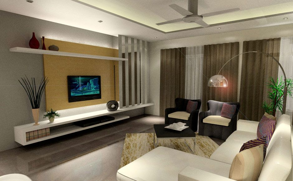 Wallpaper Designs For Living Room Malaysia Modern Design House