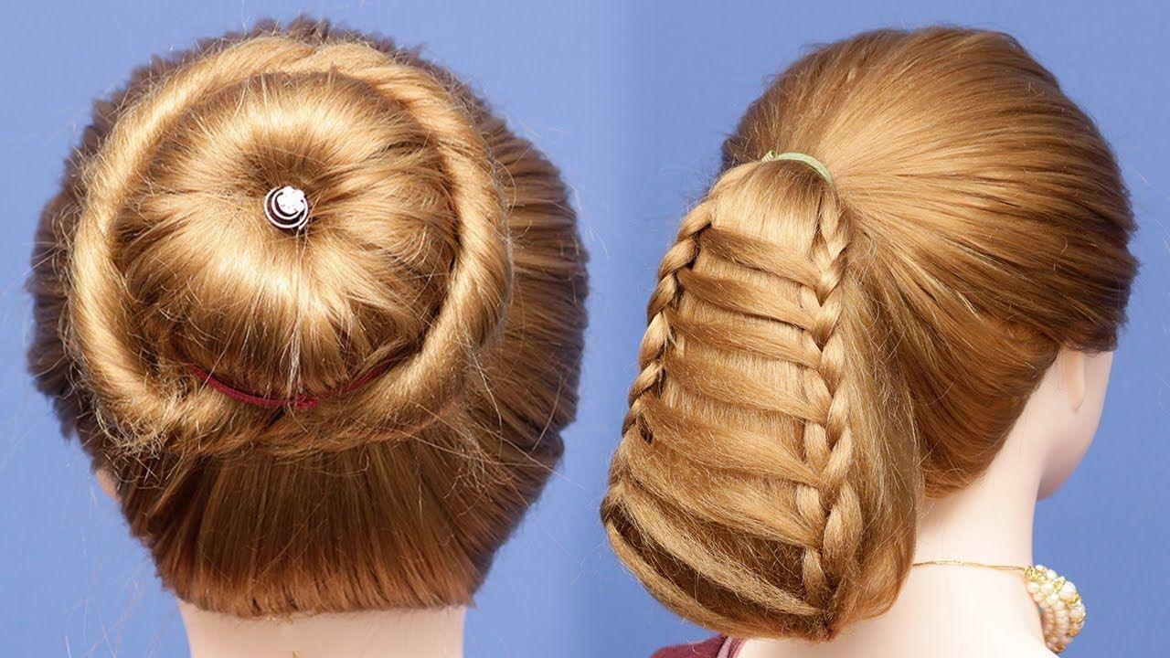 Quick Easy Hairstyles For Party New Messy Bun Hairstyle Hair Sty Easy Party Hairstyles Girls Hairstyles Easy Bun Hairstyles