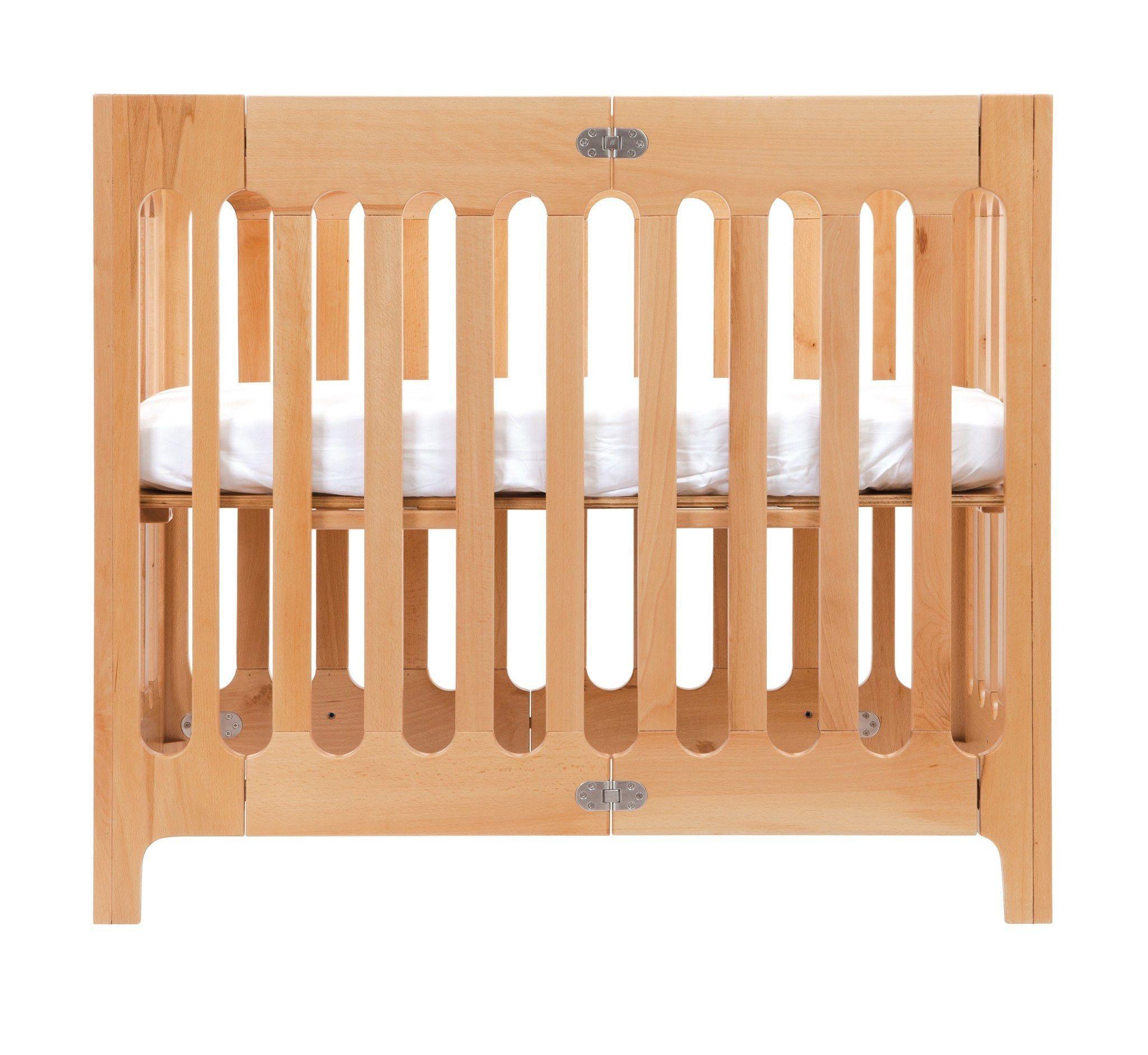 alma mini solid wood crib  bloom  decoration  pinterest  mini  - alma mini solid wood crib  bloom