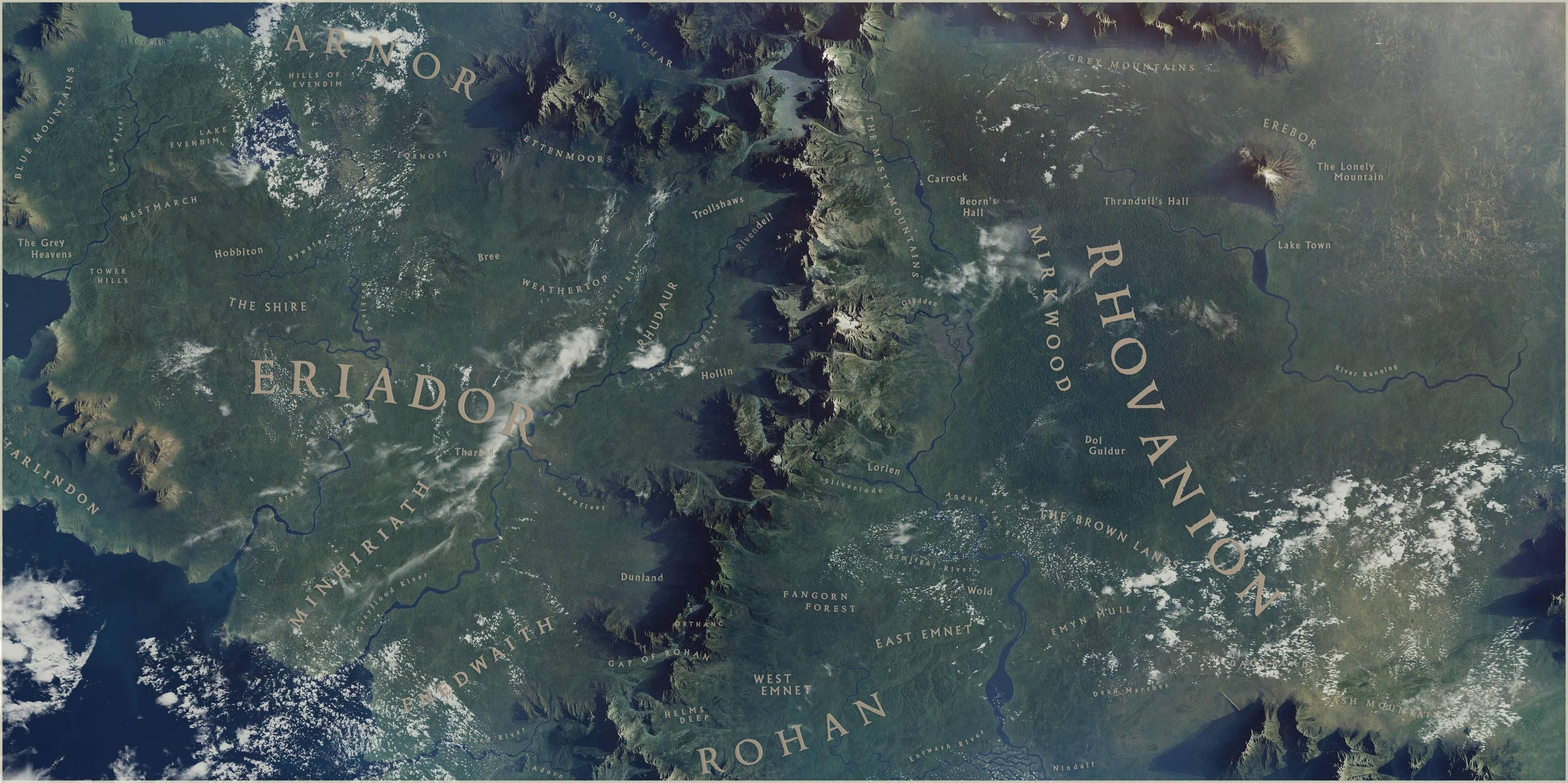 East Middle Earth Map%0A Ruins of Gondolin by Grrrod on deviantART   Of Gondolin   Pinterest    Tolkien  Middle earth and LOTR