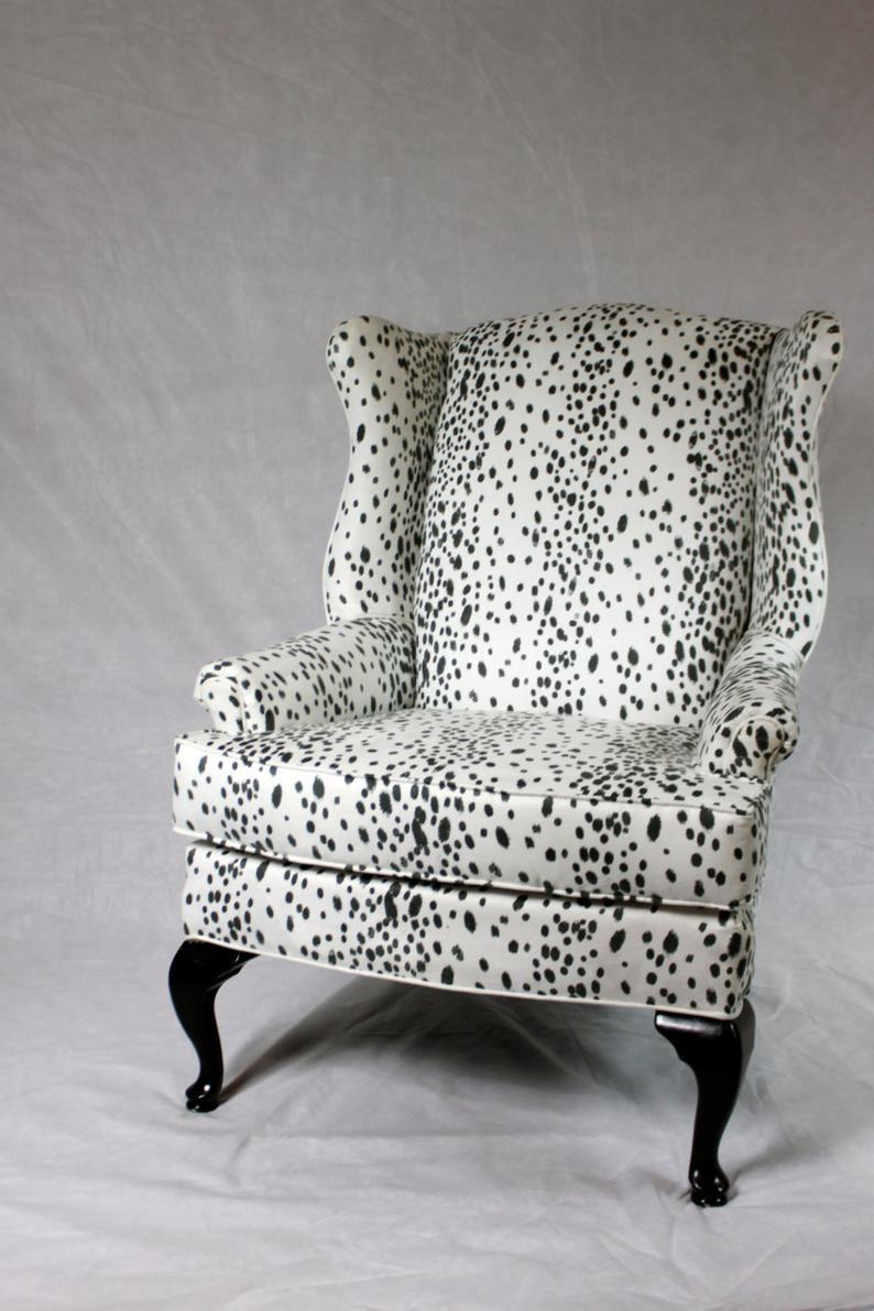 Free Shipping Can Replicate Sold Dalmatian Fabric Faux Suede