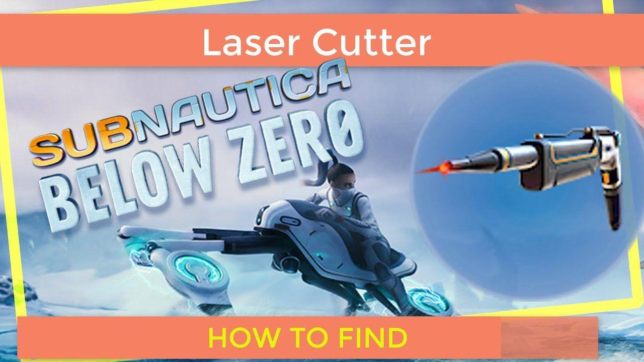 Subnautica Below Zero Finding Laser Cutter Fragments Laser Cutter Cutter Laser Scanner room is a blueprint in subnautica. subnautica below zero finding laser