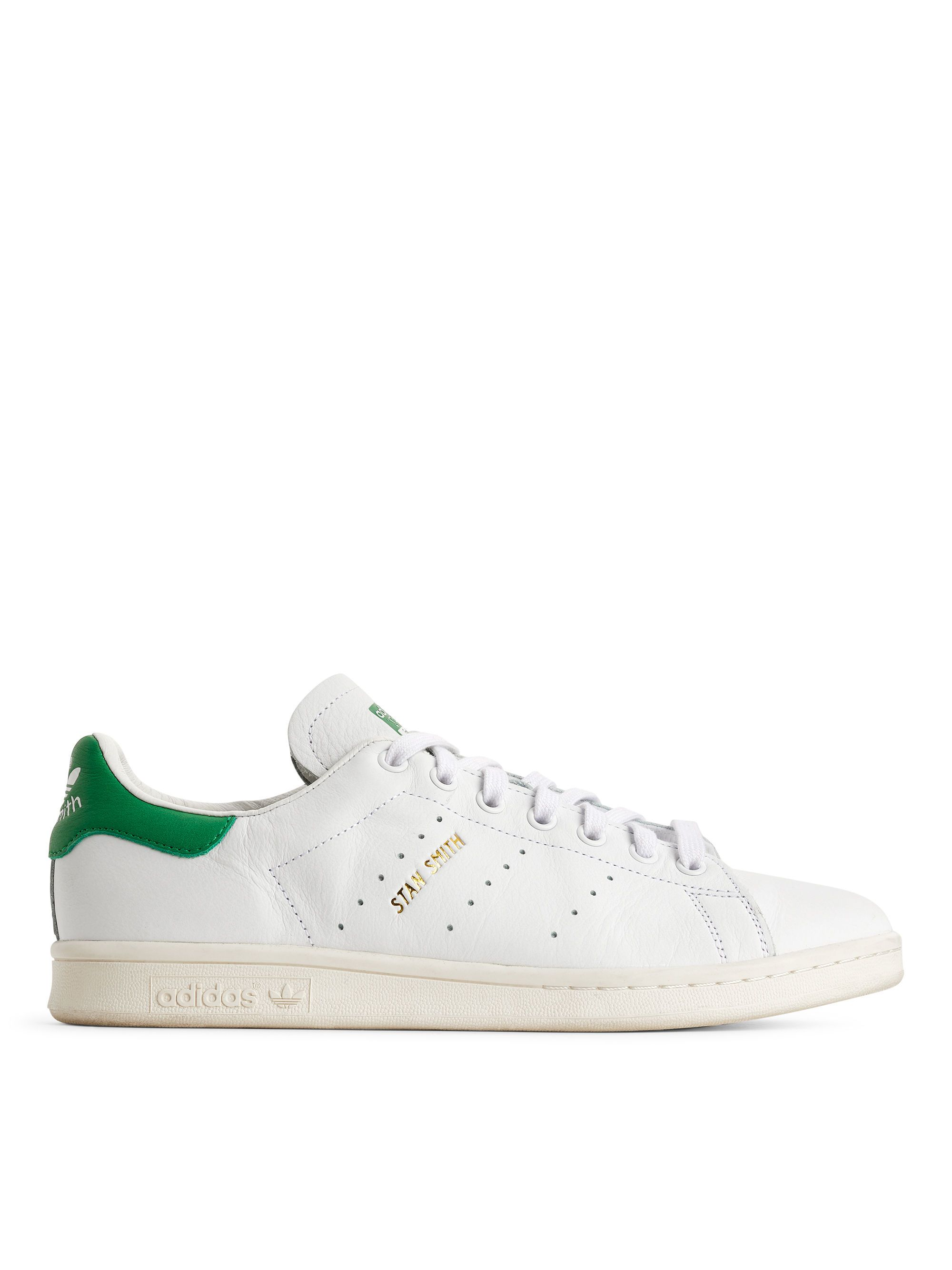 san francisco f751f 9f555 adidas Stan Smith Trainers - White - Shoes | Creative ...