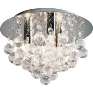 Buy Living Joy Flush Droplets Ceiling Light - Clear at Argos.co.uk -  sc 1 st  Pinterest & Buy Living Joy Flush Droplets Ceiling Light - Clear at Argos.co.uk ...