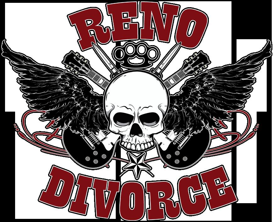Bildergebnis für RENO DIVORCE logo