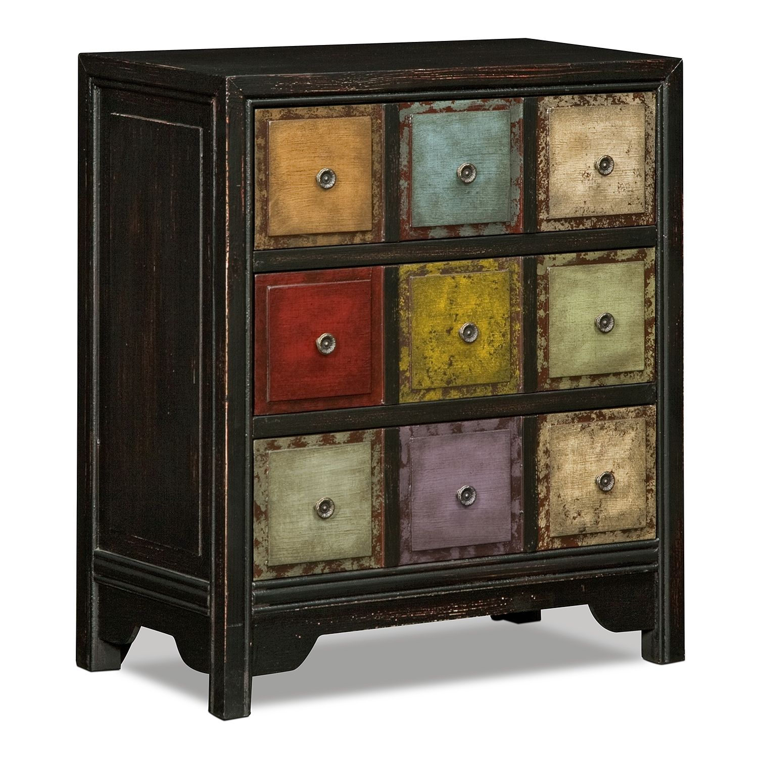 Carousel Accent Pieces Accent Cabinet