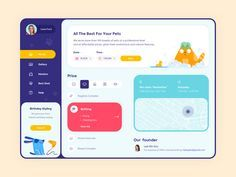 Web app - Grooming salon