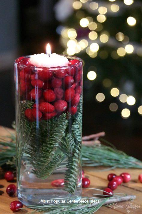 23 Christmas Centerpiece Ideas That Will Raise Everybodys Eyebrows