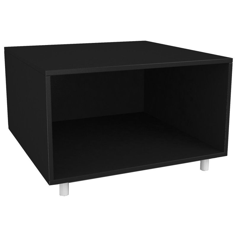Black coffee table 19700 table black evolvex black