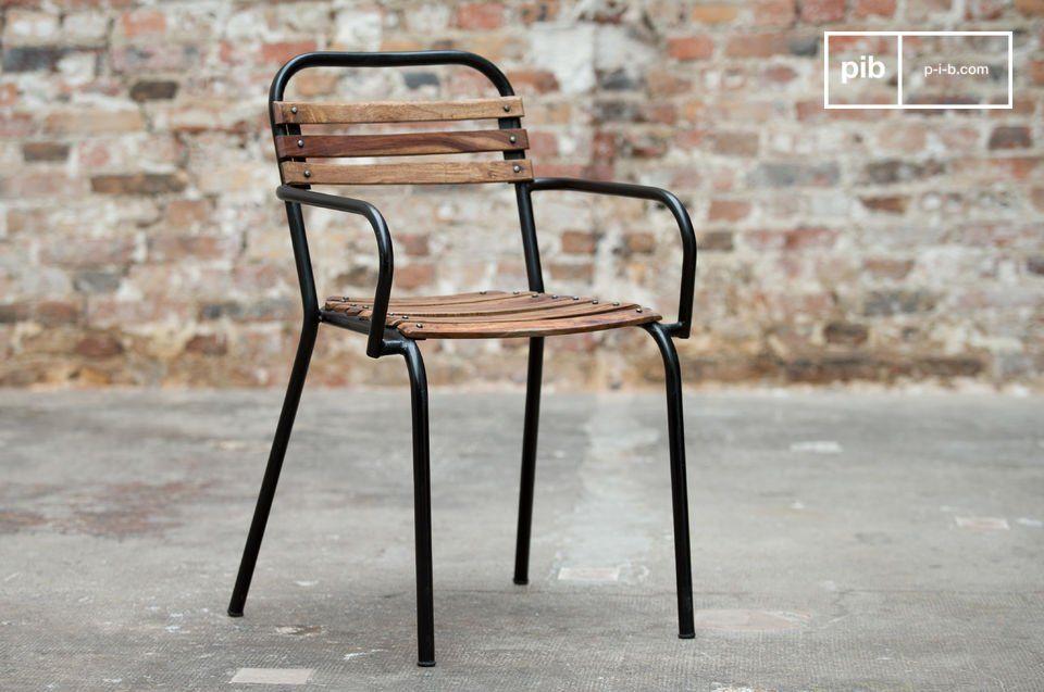 Sedie Industriali ~ Potete posizionare la sedia mistral nella vostra sala da pranzo