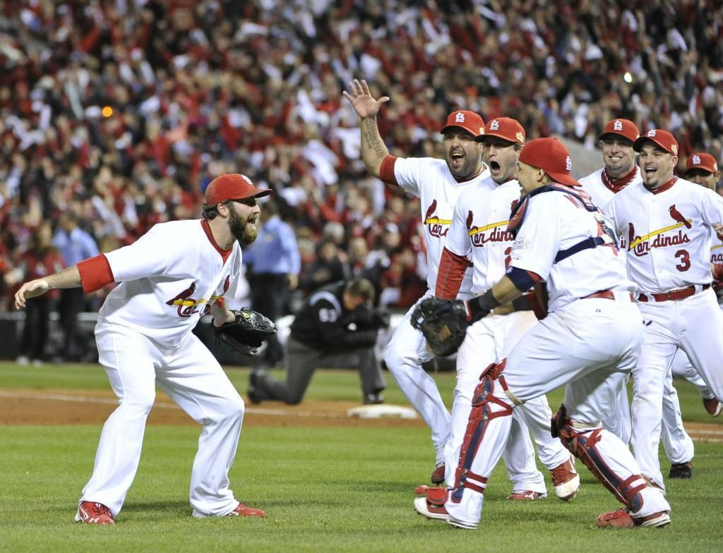 Leaving Cardinal Nation...for the Windy City? Arch City