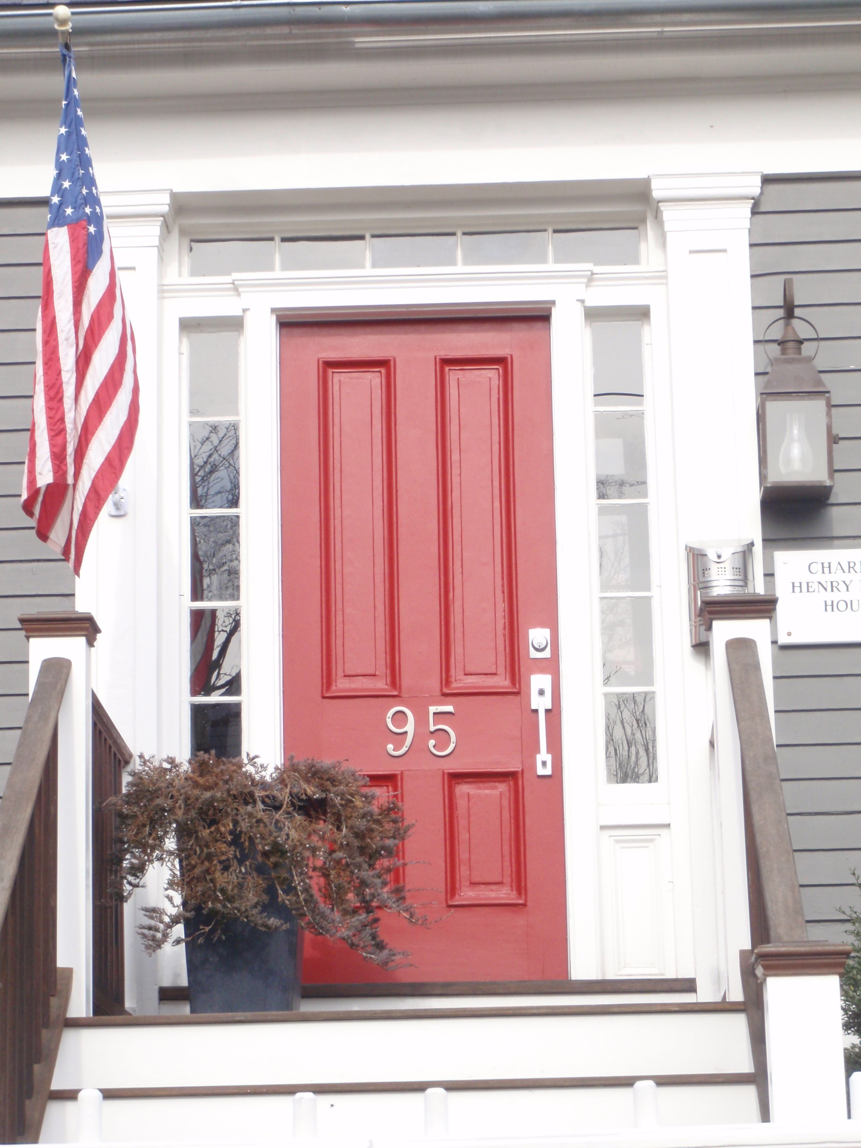 colonial front doors - Google Search & Colonial and Federal Homes Georgetown was founded in 1751. As such ... Pezcame.Com