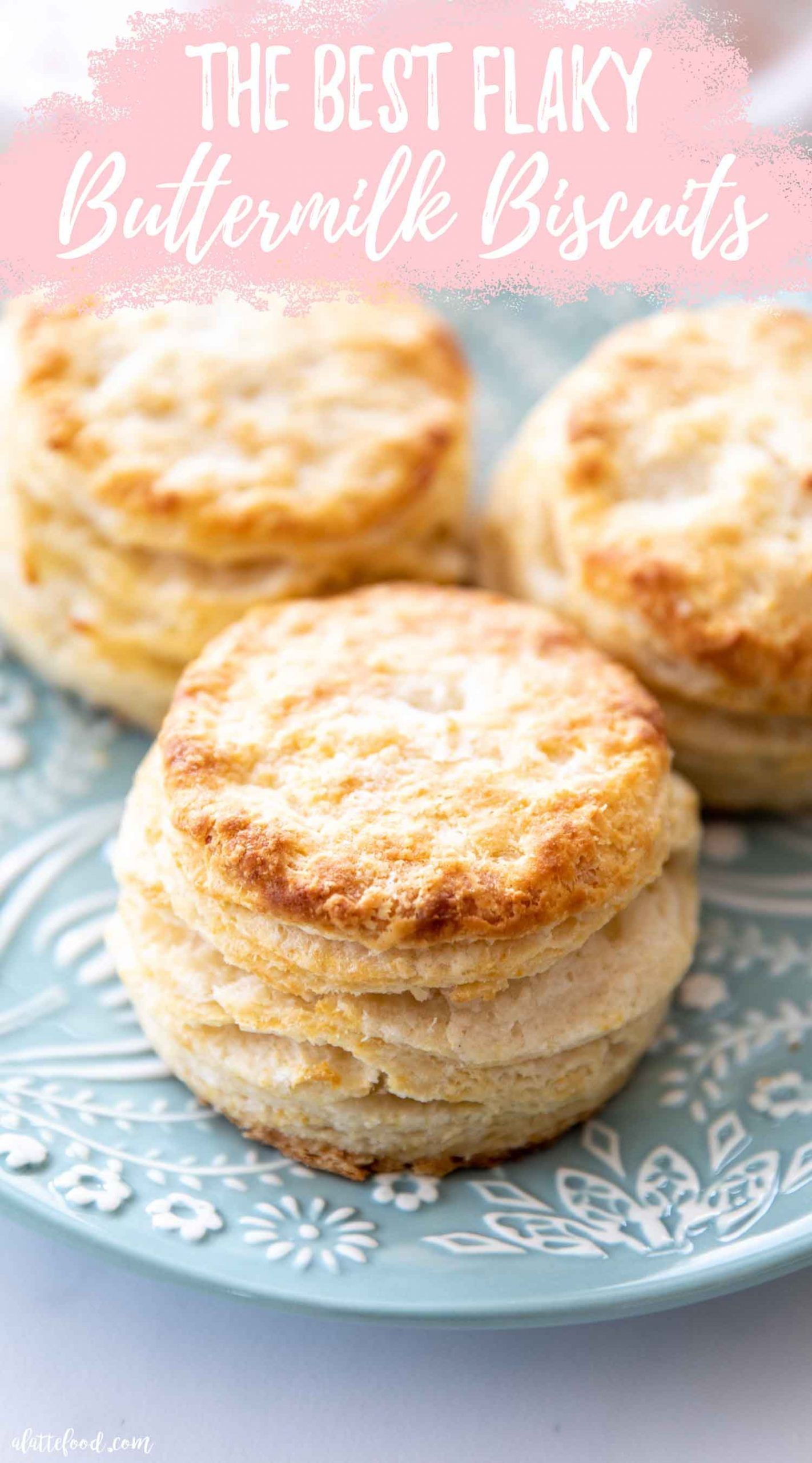 These Homemade Flaky Buttermilk Biscuits Are So Easy To Make These Southern Bi In 2020 Buttermilk Biscuits Recipe Flaky Buttermilk Biscuits Recipe Easy Baking Recipes