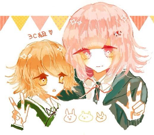 Chihiro and chiaki