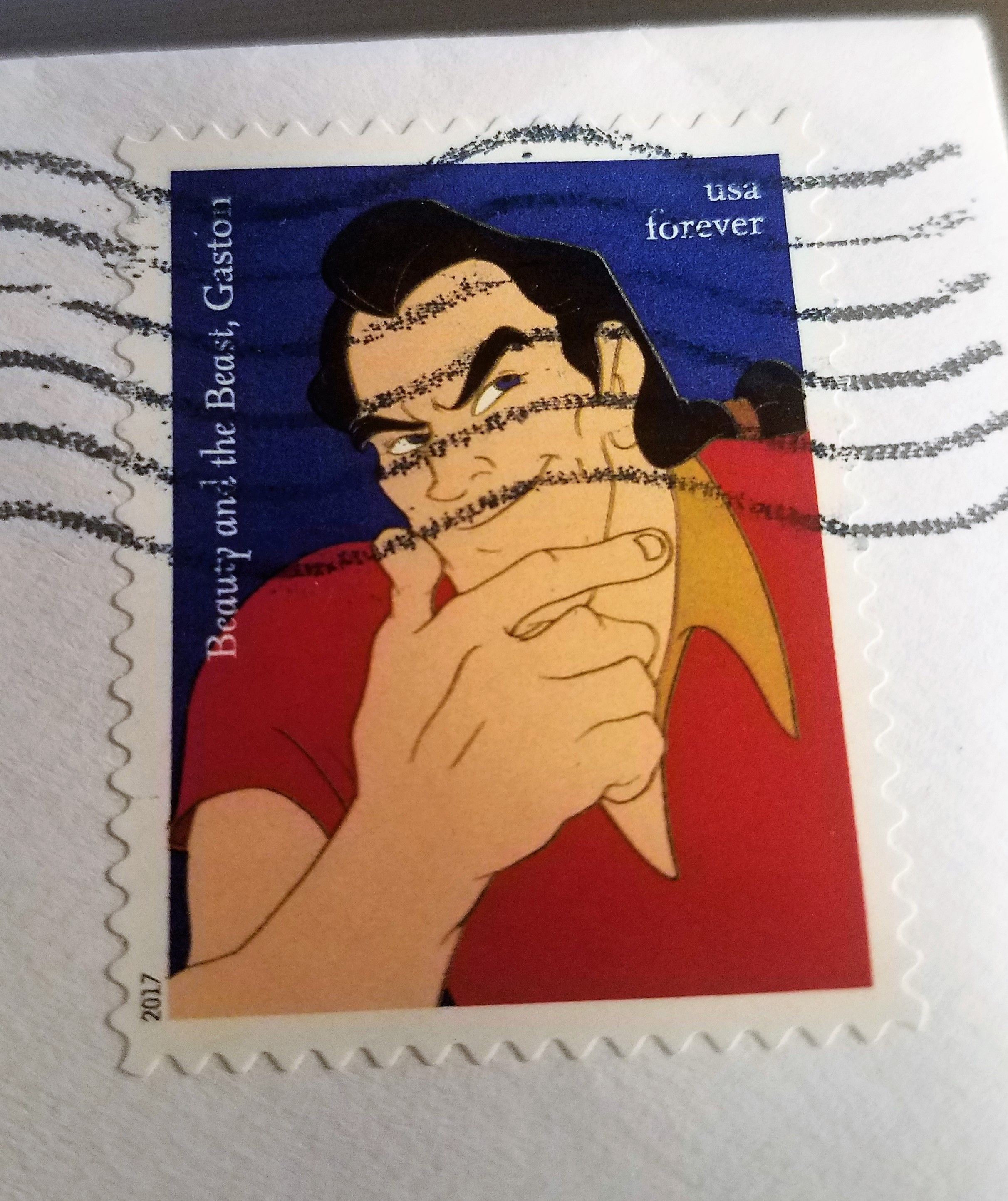 When your mail looks this good, it's hard to recycle! #LivingtheDisneylife