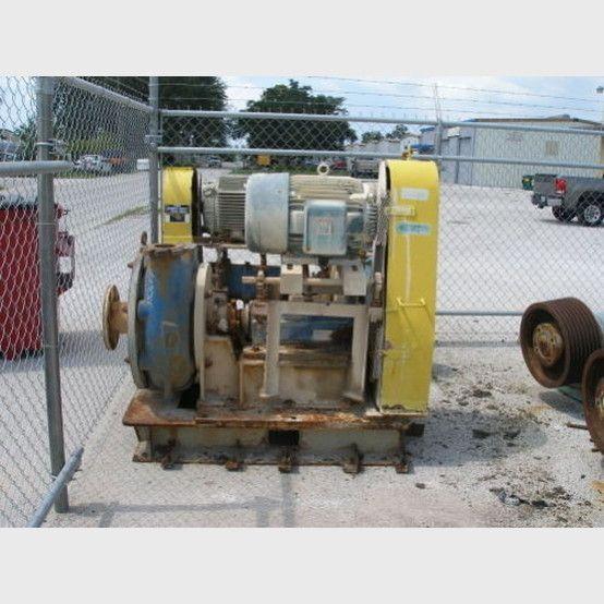 Georgia Iron Works slurry pump supplier worldwide   Used GIW 6x4 LSA