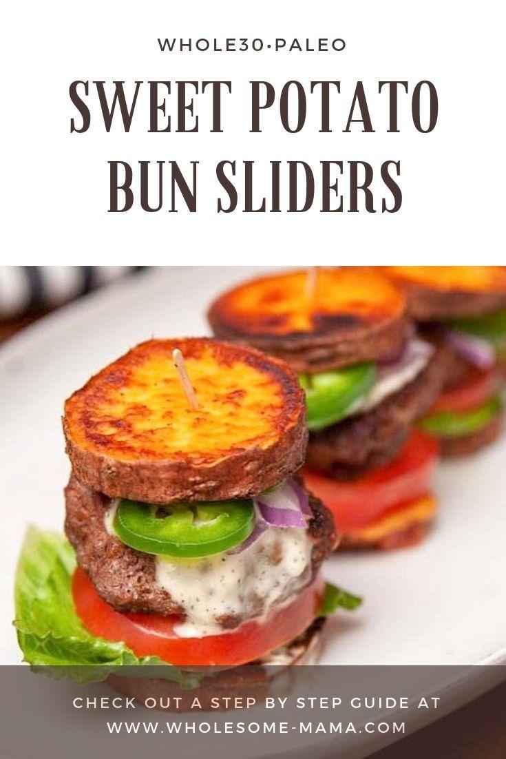 Sweet Potato Bun Sliders Sweet Potato Bun Sliders – … -