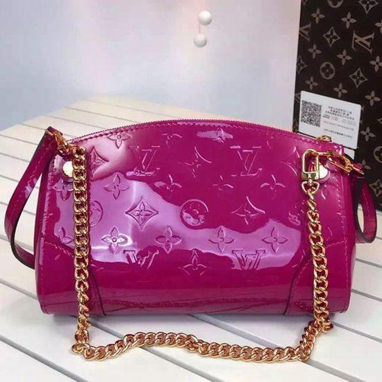 a83fc92d182b Louis Vuitton M50406 Santa Monica Clutch Crossbody Bag Monogram Vernis