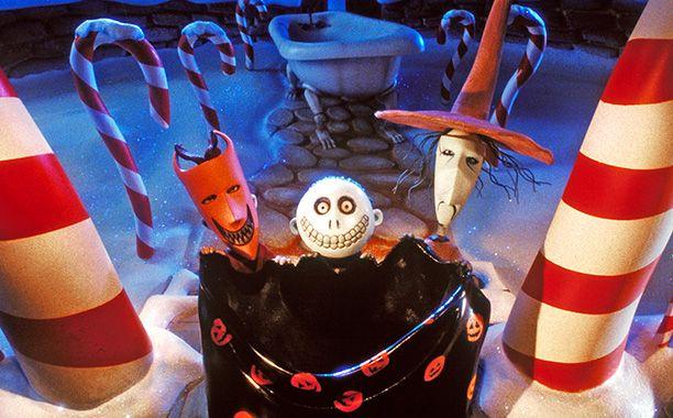 Lock Shock And Barrel Nightmare Before Christmas Movie Nightmare Before Christmas Sally Nightmare Before Christmas