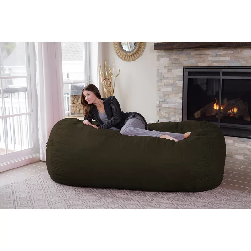 Large Classic Bean Bag in 2020 Bean bag chair, Bean bag