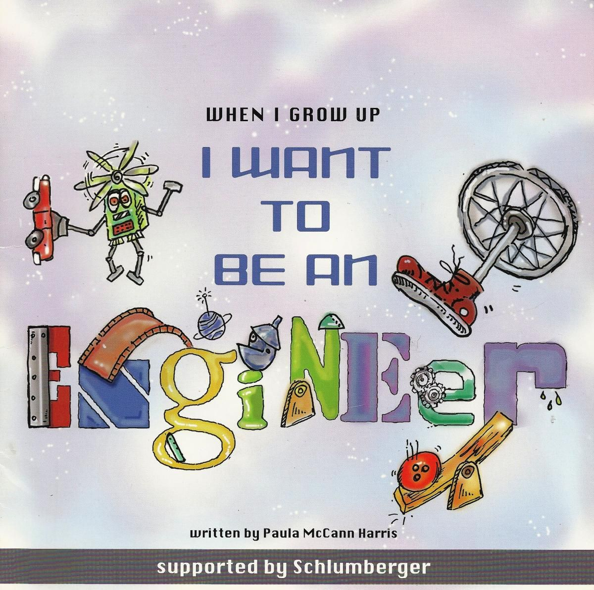 Book review when i grow up i want to be an engineer for I need an engineer