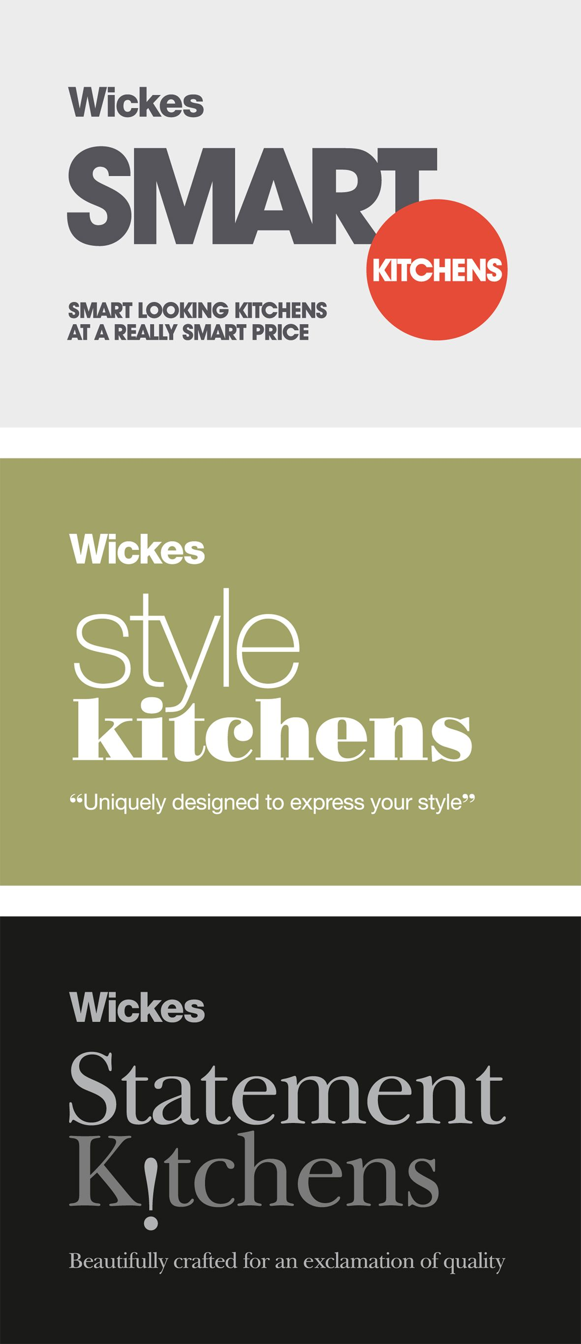 Wickes A Tier Branding Strategy To Create Good Better And Best