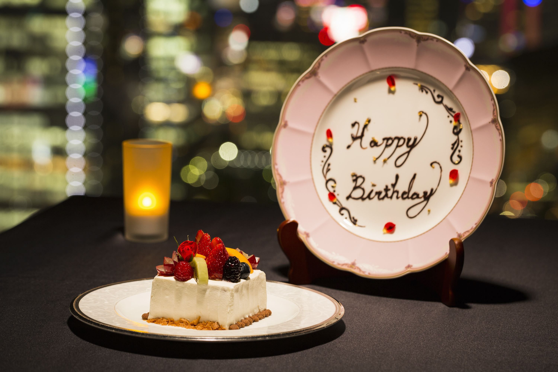 Dining Bar Tenqoo お誕生日のお祝いとしてのディナー コースをご利用の際 メッセージプレートをご用意させていただきます 心のこもったメッセージをお預かりして プレートに入れることもできますのでぜひリクエストしてみてはいかがでしょうか ディナー