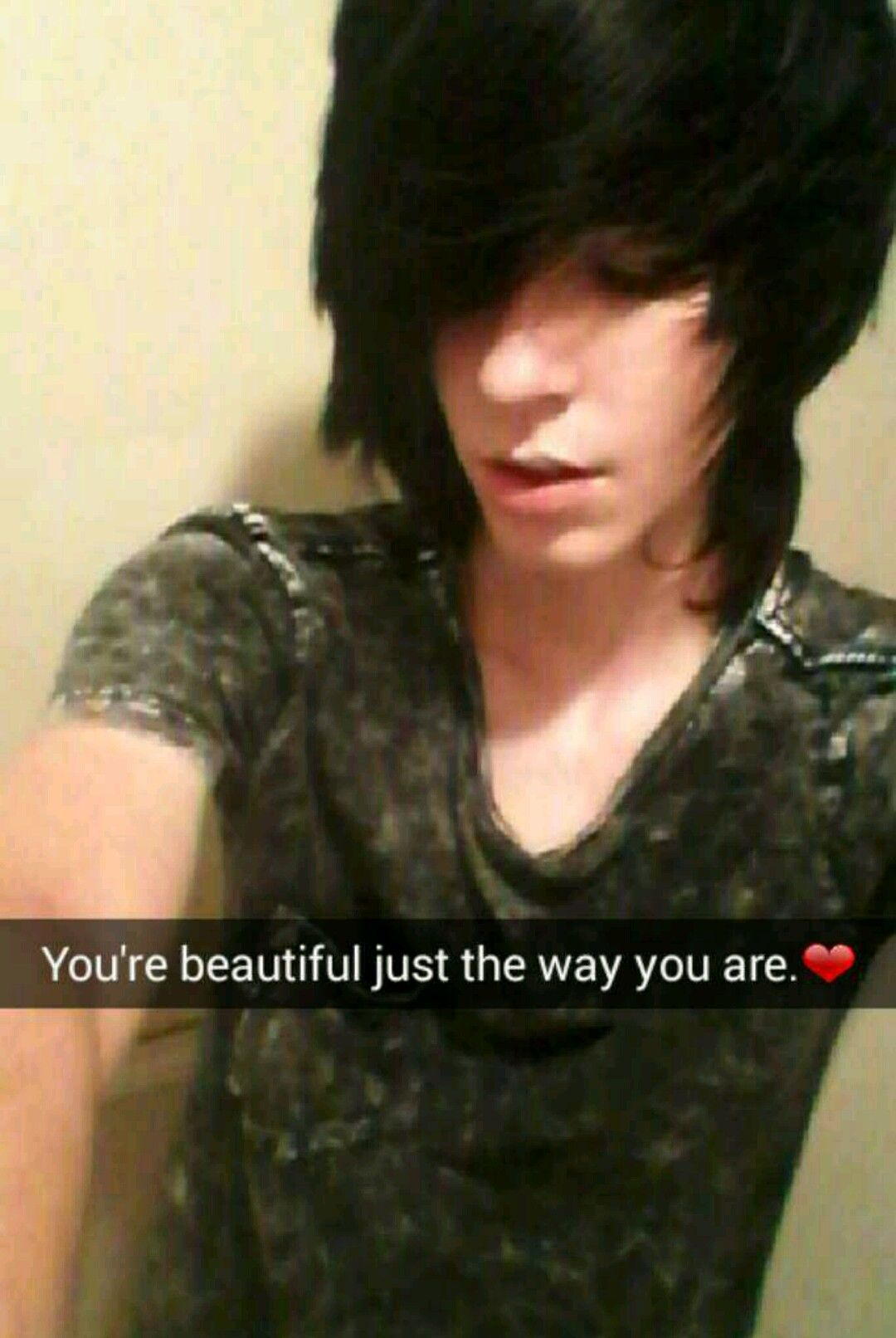 Me not really beautiful in real life hot animeemo boys uc