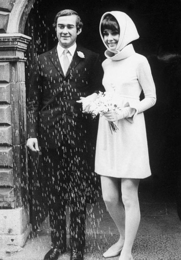 Audrey Hepburn S Second Wedding Dress Audrey Hepburn Wedding Dress Audrey Hepburn Wedding Audrey Hepburn Style Icon