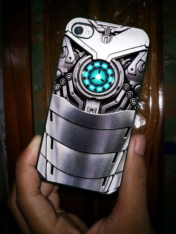 new styles 4d365 accc9 $14 IRON MAN war machine body armor customized iPhone case for ...