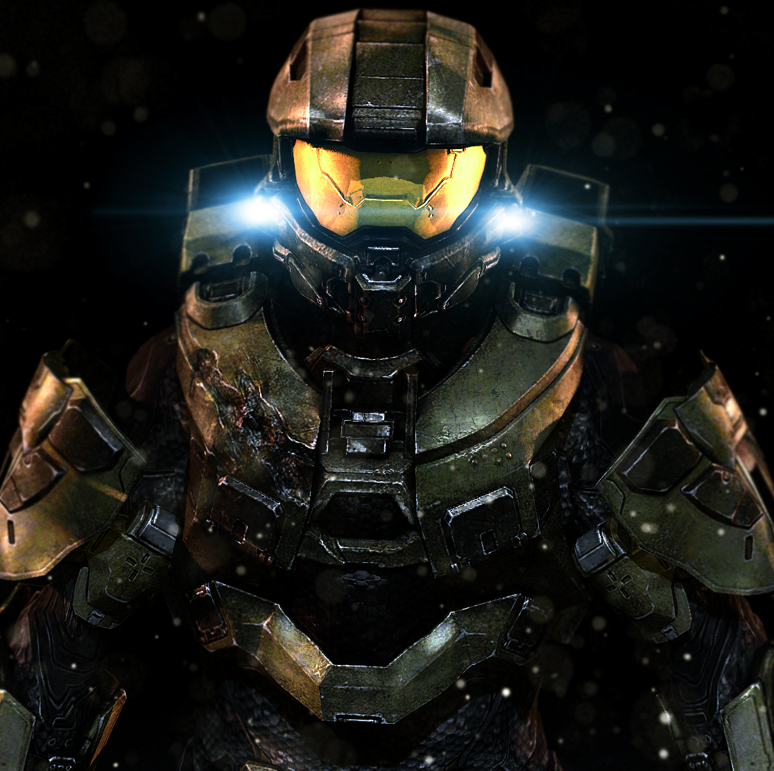 Team john 117 by on - Master chief in halo reach ...