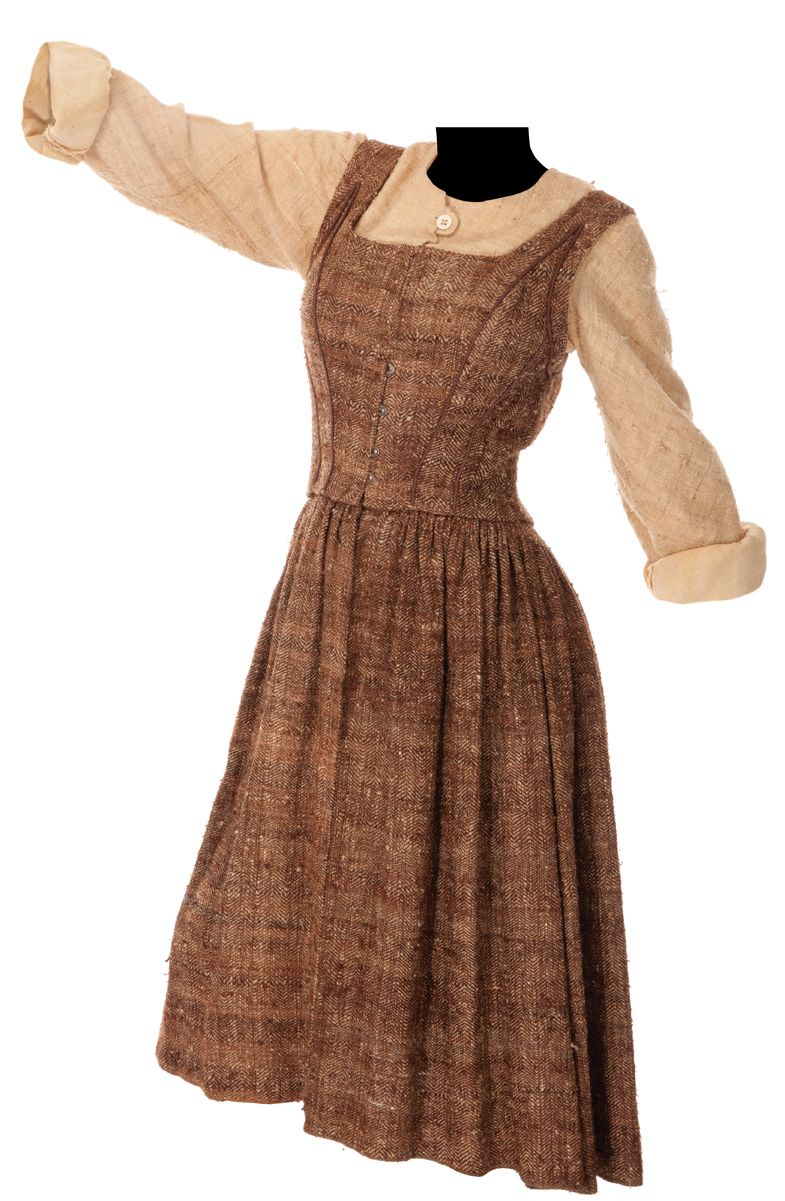 """Historic collection of costumes worn by Julie Andrews """"Maria"""" and the """"Von Trapp children"""" from The Sound of Music.  https://www.profilesinhistory.com/auctions/hollywood-auction-56/"""