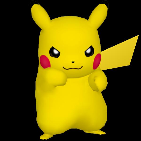 Pikachu (PokéPark Wii: Pikachu's Adventure)