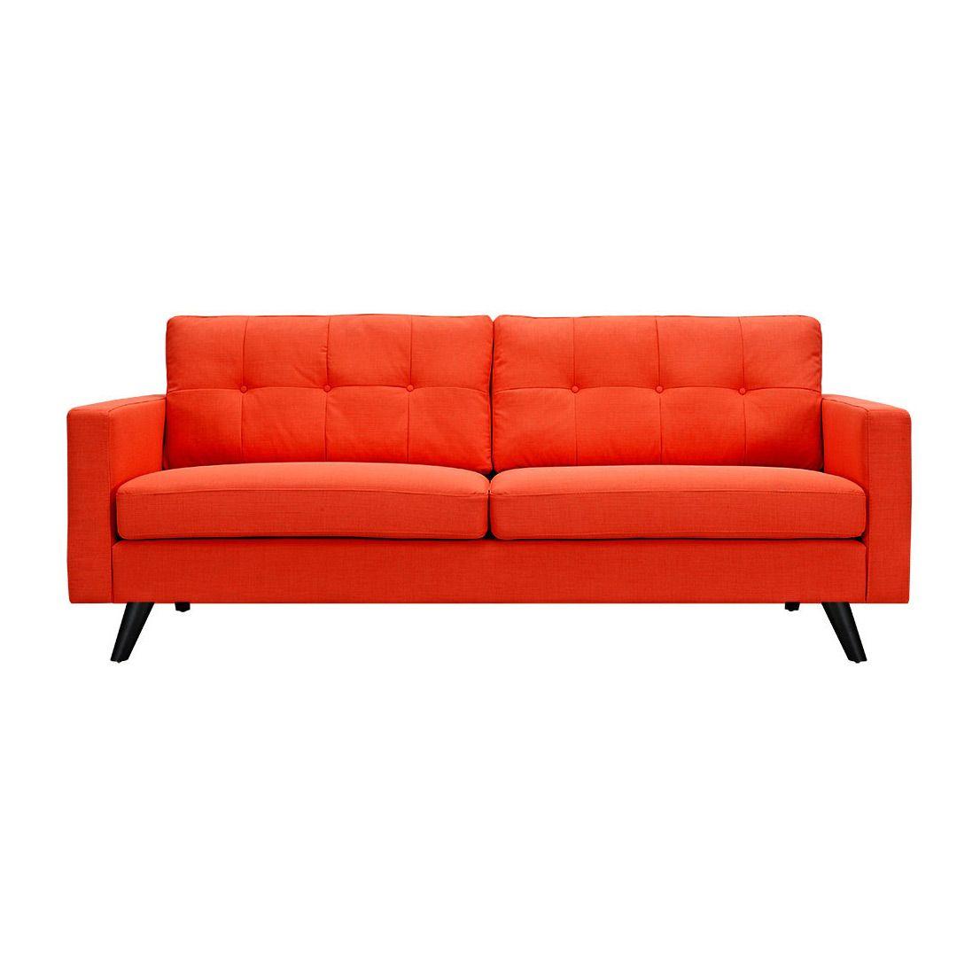 Graham Sofa in Red